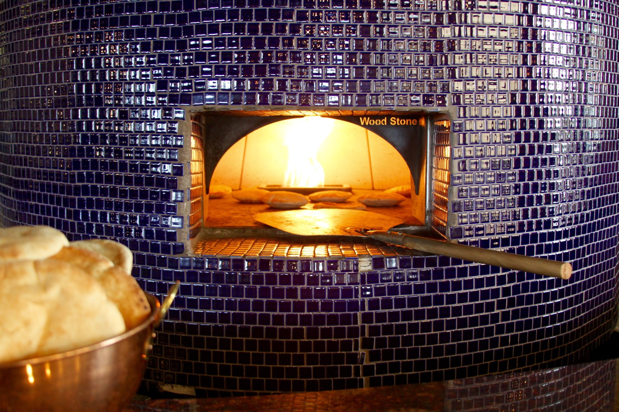 Wood Fire Pita Oven